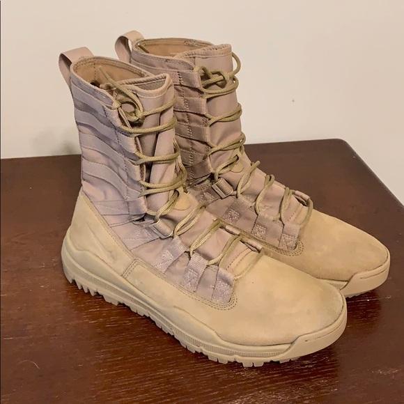 Tigre Desacuerdo Pirata  Nike Shoes | Nike Sfb Gen 2 8 Leather Boot | Poshmark